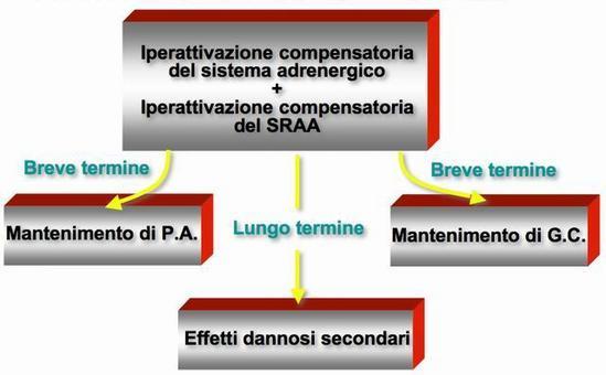 Attivazione neurormonale