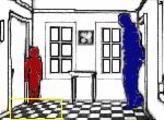 1) Effetto della camera di Ames