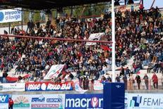 Folla allo stadio