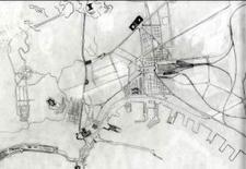 """""""Mappa"""" della città di Napoli"""