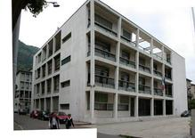 G. Terragni, Casa del Fascio a Como, 1932-36