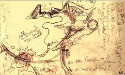 Schizzo di Le Corbusier