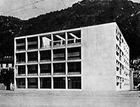 Terragni, Casa del Fascio, Como 1932-1936
