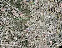 Vista aerea dei Quartieri Spagnoli