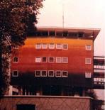 Piero Bottoni, la facciata centrale