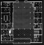 G. Terragni, Casa del Fascio, pianta del primo livello
