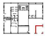 Edificio 1: pianta