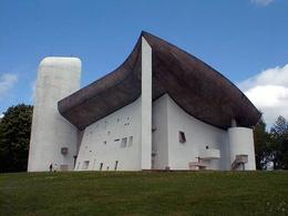 Le Corbusier, Cappella di Ronchamp