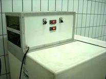 Display di controllo temperatura di un termobox a refrigerazione passiva