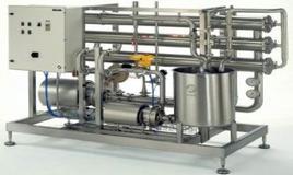 Impianto microfiltrazione