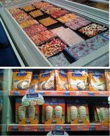 Preparazioni a base di surimi.