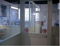 Laboratorio universitario di ricerca sul pescato presso il Mercato Ittico all'Ingrosso di Pozzuoli (NA), istituito nel 2007.