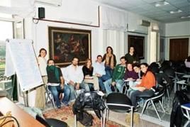 Lavoro di gruppo, Archivio Incoparde.