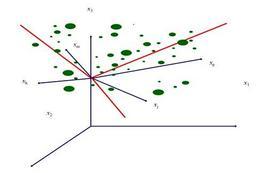 Rappresentazione grafico di un approccio fattoriale.