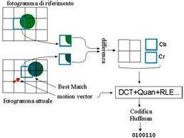 Determinazione dello spostamento. Fonte: immagine modificata da: Simon Fraser University