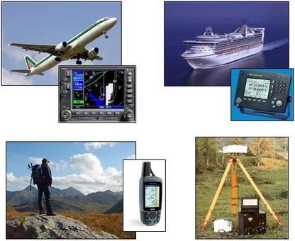 Altri impieghi degli strumenti di navigazione.
