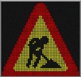 LED per la segnaletica stradale