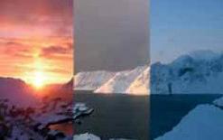 Diversa temperatura di colore della luce naturale