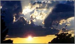 Effetti dovuti alla scomposizione della radiazione solare in atmosfera