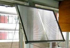 Esempio di impiego di laser cut panels