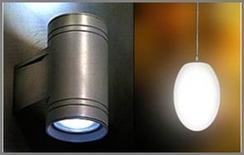 Diverse ottiche e distribuzioni di luce