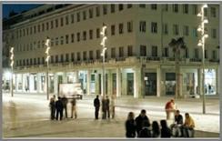 Pescara, Piazza Risorgimento (iGuzzini)