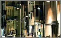 Integrazione degli apparecchi nel contesto urbano (iGuzzini)