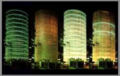 Toyo Ito, La torre dei venti, Yokohama, 1986