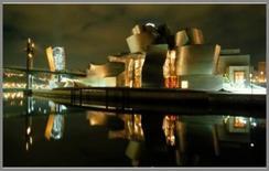 Bilbao, Museo Guggenheim (Frank O. Gehry)