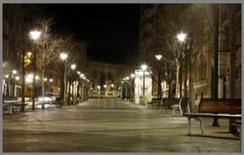 Rotatoria Lucatelli di Tolentino, Macerata (Targetti)