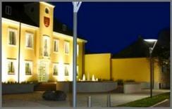 Illuminazione a Siegendorf (Thorn)