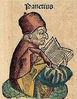 Panezio di Rodi. Immagine da: Wikipedia