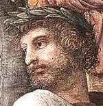 Quinto Ennio. Immagine da: Wikipedia