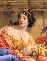 Calliope, musa della poesia epica