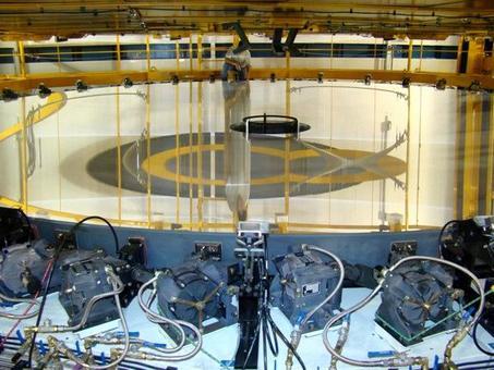 8m menisco. VLT M1. Fonte: European Southern Observatory