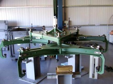 VST M1 handling device
