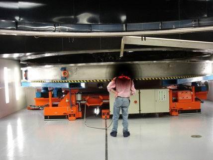 VST and VLT M1 coating systems