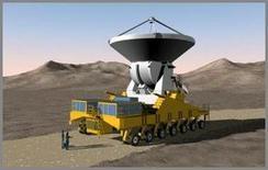 Simulazione del trasporto di un'antenna in sito