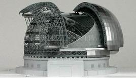 Presentazione EELT. Fonte: ESO
