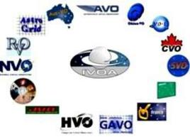 Logo IVOA