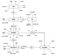 Fig. 15: DAME: redb E-R Diagram (A. Nocella). Fonte: Voneural