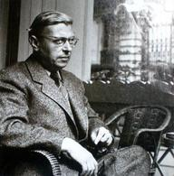Jean-Paul Sartre, 1905-1980. Immagine da: Wikipedia