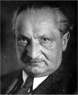 M. Heidegger, 1889-1976