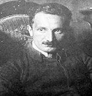 Martin Heidegger. immagine da: Spring time