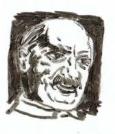 Martin Heidegger. Immagine da: Wikimedia Commons
