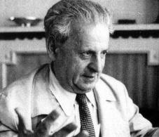 E. Levinas. Immagine da: Center for Advanced Research in Phenomenology