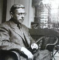 Jean-Paul Sartre (1905-1980) (da Wikipedia)