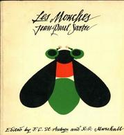 "Copertina de ""Les Mouches"" (1943)