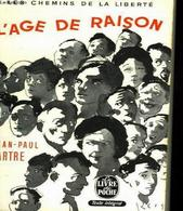 Copertina de L'age de Raison (1945) (da:Hundredyearsof)