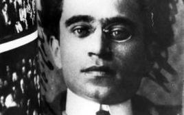 Antonio Gramsci (1891-1937). Da:  Wikimedia